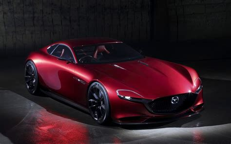 2015 Mazda Rx Vision Concept Wallpapers