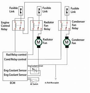 Condenser Fan Wiring Diagram