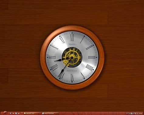 Animated Clock Wallpaper For Desktop - wincustomize explore desktopx themes manifest clock