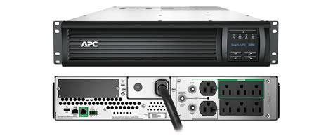 apc 3000va smart ups with smartconnect sine wave ups battery backup surge