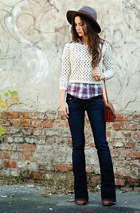 What to Wear with Bootcut Jeans | Aelida