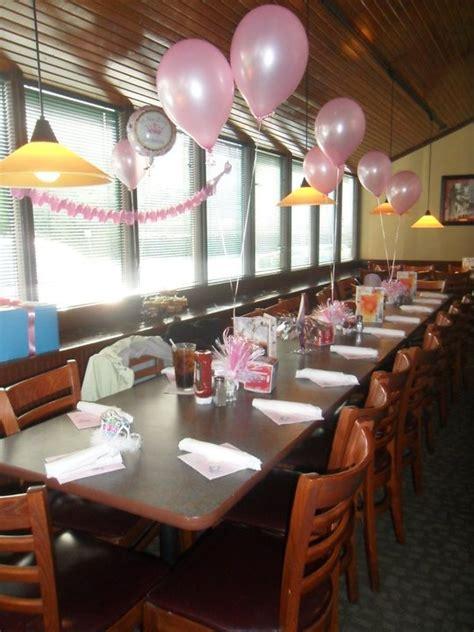 baby shower   restaurant crafty  ive