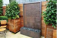 water wall fountain Amazing Outdoor Hanging Water Fountains Copper Wall Water Fountain Regarding Wall Fountains ...