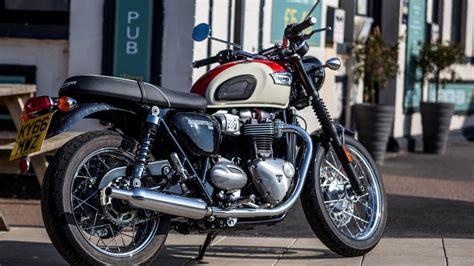 2017 Triumph Bonneville T100