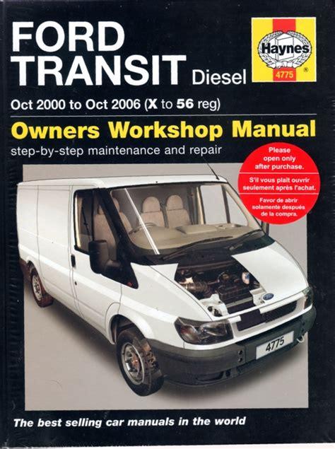 car repair manual download 2006 ford thunderbird electronic toll collection ford transit diesel 2000 2006 haynes service repair manual sagin workshop car manuals repair