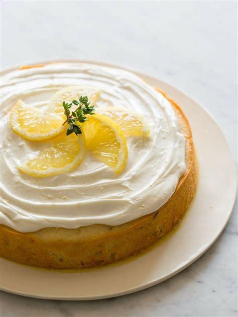 easy lemon cake recipes dishmaps