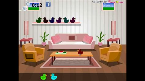 Living Room Escape Walkthrough by Simple Living Room Escape Walkthrough