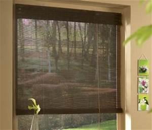 Store D Intérieur Enrouleur : store bambou enrouleur interieur et exterieur discount ~ Edinachiropracticcenter.com Idées de Décoration