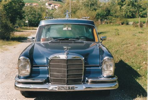 The original idea was suggested by american importer max hoffman. 1964 Mercedes-Benz 220SE - Information and photos - MOMENTcar