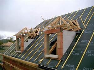 Lucarne De Toit : schema lucarne de toit ~ Melissatoandfro.com Idées de Décoration