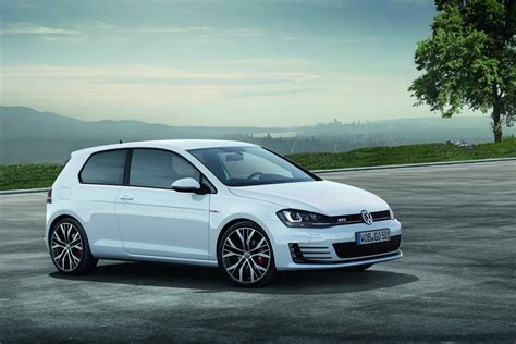 Vw Gti News by Volkswagen Cars News 2013 Mk Golf Gti Officially Revealed