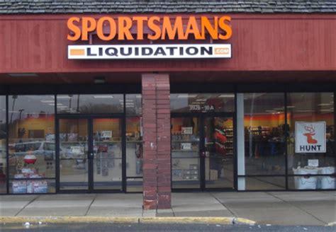 sportsmans liquidation bethlehem sporting goods store