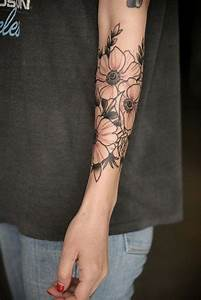 60 Best Flower Tattoos – Meanings, Ideas and Designs for 2016