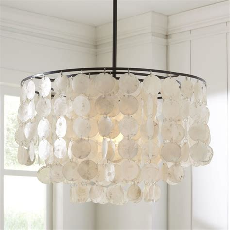 She Lighting by 15 Chic Coastal Chandeliers And Pendants