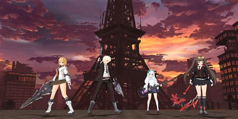 Korean Studio Free To Play Anime Mmo Soulworker Is Finally Coming America And Europe Later On In March Soulworker The Features A Stylized Anime Aesthetic