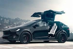 Tesla Modele X : 2018 tesla model x reviews and rating motortrend ~ Melissatoandfro.com Idées de Décoration