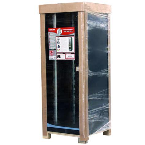 armadio rack usato armadio rack 19 800x800 47 unit 224 nero su mondospettacoli