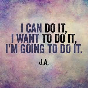 We Can Do It Quotes