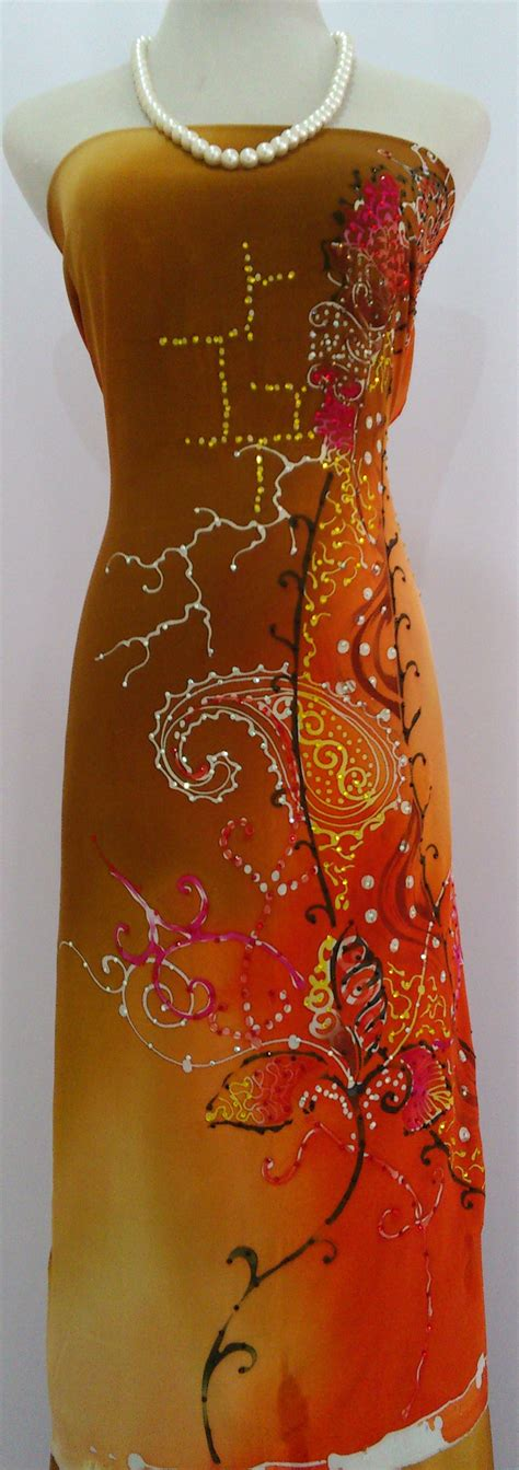 batik sutera eksklusif