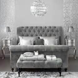 Gray Bedroom Decorating Ideas Dove Gray Home Decor Velvet Tufted Grey Bed Sparkle Silver Gray Grey Grey
