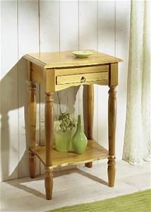 Beistelltisch Eiche Rustikal : beistelltisch eiche rustikal tisch telefontisch ~ Watch28wear.com Haus und Dekorationen
