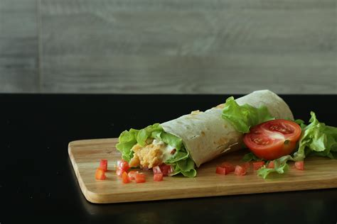 cuisine wrap free images dish meal produce cuisine chicken