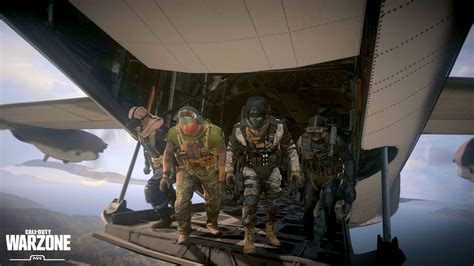 duty call warfare modern season quads squad warzone drop returns hero three plunder combat play wz body bigger newest bit