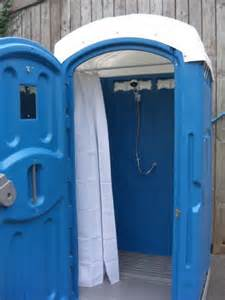 Portable Camping Shower Stall by Portable Mobile Shower Hire In Cornwall