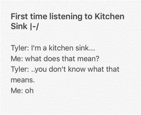 kitchen sink lyrics best 25 kitchen sink lyrics ideas on kitchen
