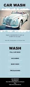 Car Wash Sales Flyer