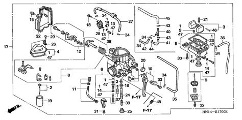 Honda Rancher Parts Diagram Wiring Images