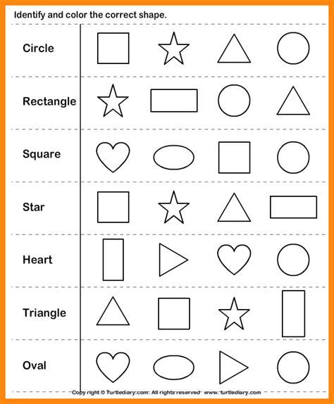 kindergarten three dimensional shapes worksheets