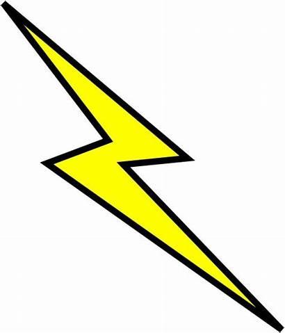 Clipart Bolt Lightning Potter Harry Scar Template