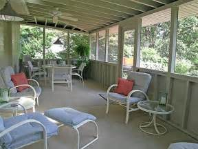 Screen Porch Material by Screen Porch Material Modern Home Design With Screen