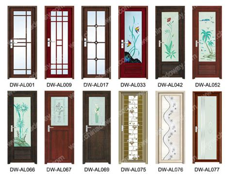 Bathroom Door Designs by Bathroom Doors Design With Exemplary Aluminium Door Design