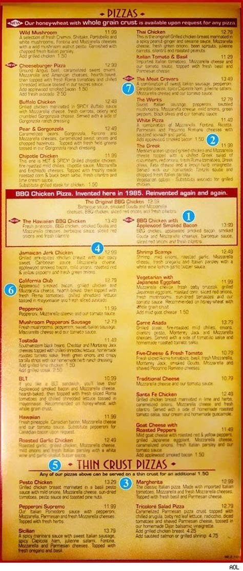 Secret Tricks Of Restaurant Menus Why You May Be Enticed