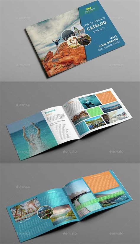 Sle Travel Brochure Template by 1000 Ideas About Travel Brochure Template On