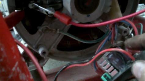 electric generator repair   diagnose  generator