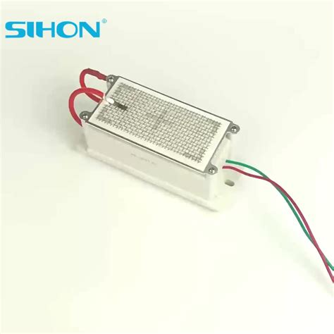 Sihon New Stainless Steel Mesh Ozone Plate With
