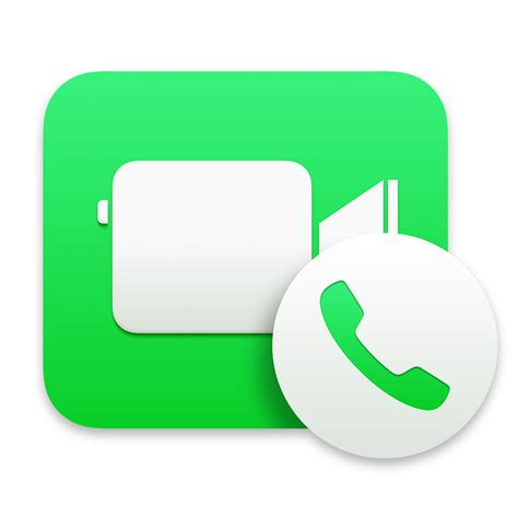 facetime iphone facetime icon os x yosemite preview iconset johanchalibert