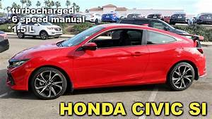 Honda Civic Si Coupe  Full Review