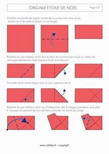 Origami Facile Noel : origami patron poisson naturel ~ Melissatoandfro.com Idées de Décoration