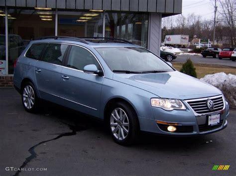 silver volkswagen passat 2007 arctic blue silver metallic volkswagen passat 3 6