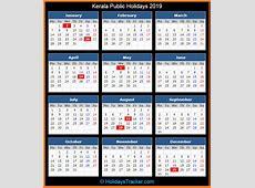 Kerala India Public Holidays 2019 – Holidays Tracker