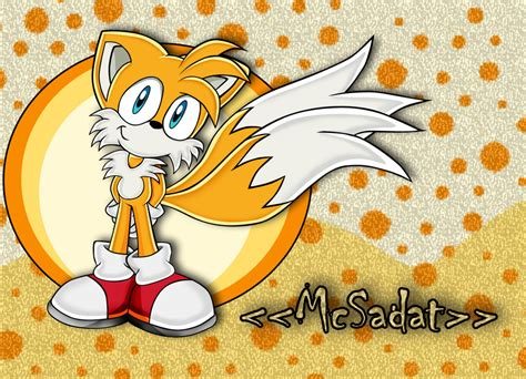 Sonic Channel Tails Id By Mcsadat On Deviantart