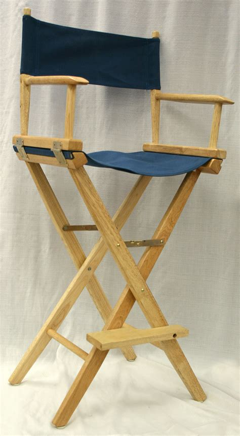 folding director s chair rental iowa canvas seat back