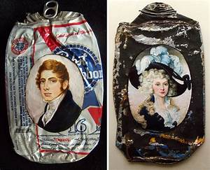 Historical fine oil portraits on crumpled trash by kim for Historical fine oil portraits on crumpled trash by kim alsbrooks