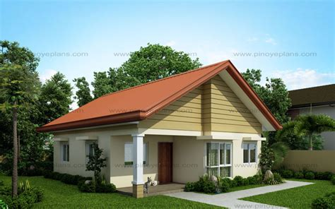 simple single story bungalow placement simple bungalow house eplans