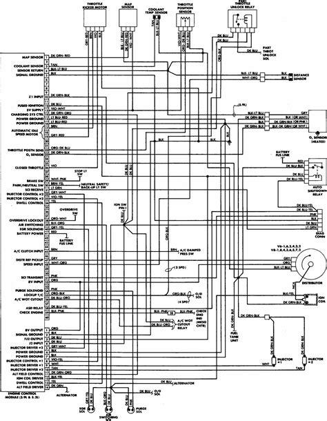 Engine Control Wiring Diagram Dodge