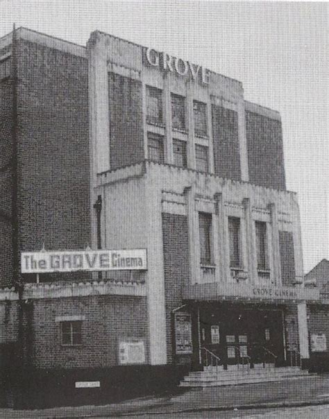 Grove Cinema by Grove Cinema In Birmingham Gb Cinema Treasures